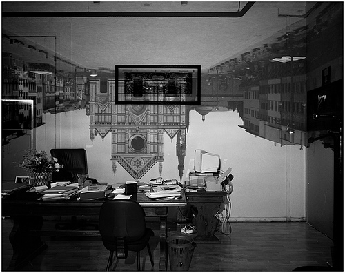 Santa Croce in Office, Florence, Italy, 2000
