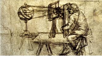 The-camera-obscura-sketched-by-Leonardo-da-Vinci-in-Codex-Atlanticus-1515-preserved-in